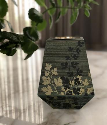 مبخر خشبي - اخضر