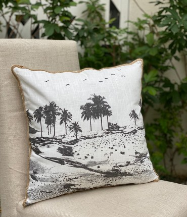 CUSHIONS PALM PATTREN