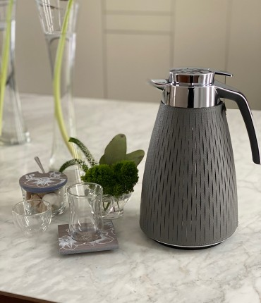 1.5 HOT THERMOS - DARK GRAY