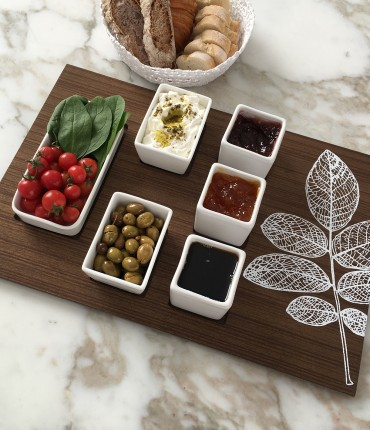 BREAKFAST TRAY LEAF