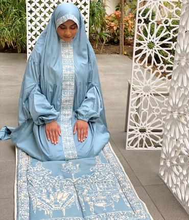 PRAYER SET - AQUA