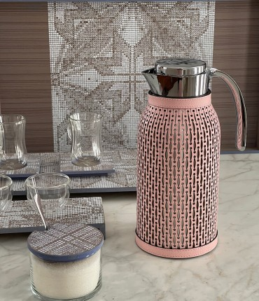 LARGE THERMOS - PINK