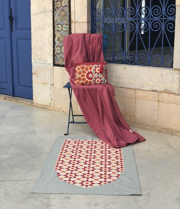 MOROCCAN PRAYER SET - PINK