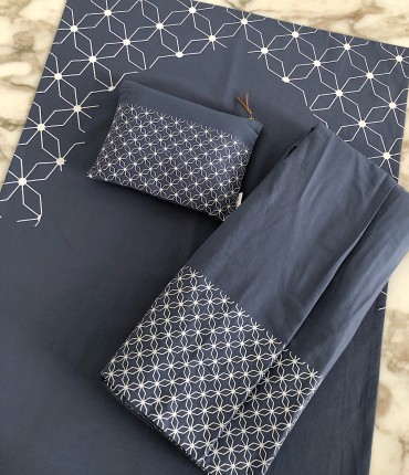 MEN PRAYER SET - NAVY