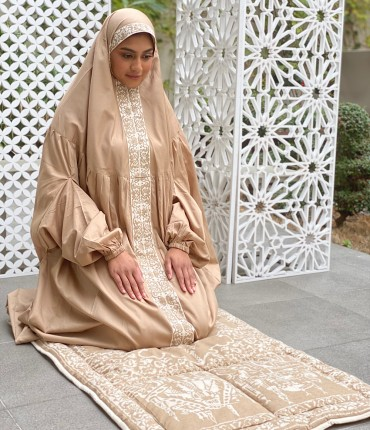 PRAYER SET - BEIGE